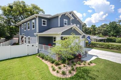 Lutz Single Family Home For Sale: 2415 Vandervort Road