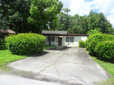 Tampa Single Family Home For Sale: 9508 N Dartmouth Avenue