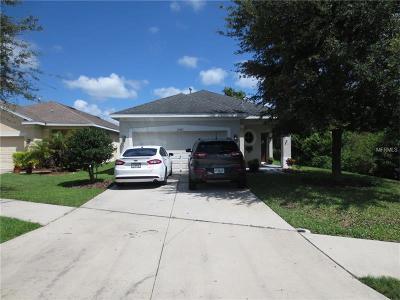 Riverview Rental For Rent: 10405 Avelar Ridge Drive