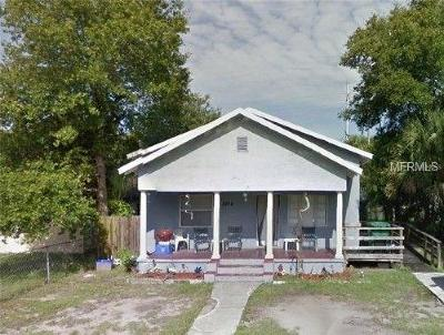 Tampa Single Family Home For Sale: 3204 N 29th Street