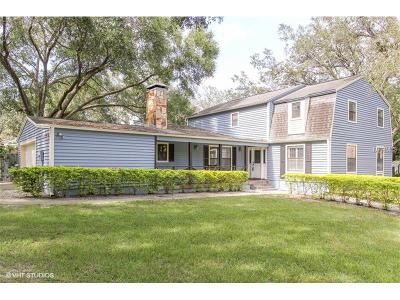 Temple Terrace Single Family Home For Sale: 6302 Arbor Court