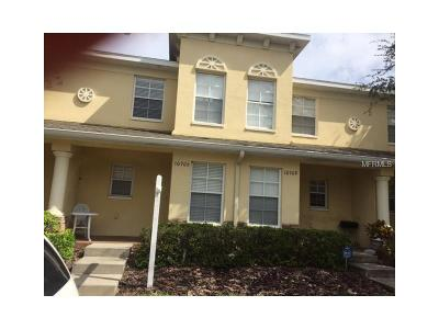 Townhouse For Sale: 10906 Brickside Court
