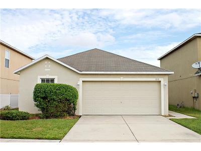 Ruskin Single Family Home For Sale: 810 Brenton Leaf Drive