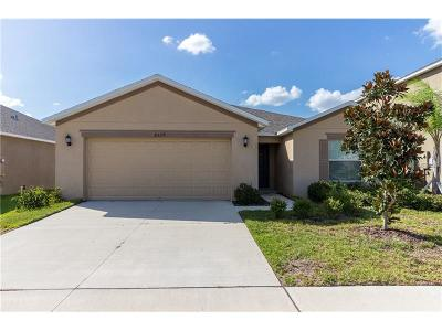 Ruskin Single Family Home For Sale: 8529 Hunters Fork Loop