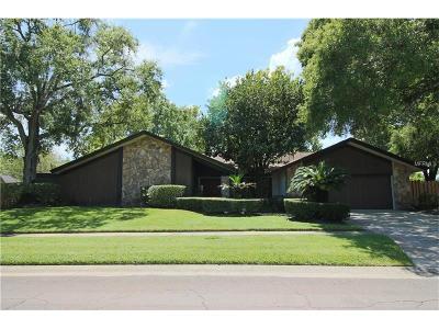 Single Family Home For Sale: 5014 Chattam Lane