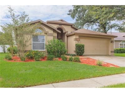 Single Family Home For Sale: 4510 Compass Oaks Drive