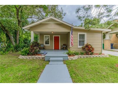 Tampa Single Family Home For Sale: 111 W Hanna Avenue