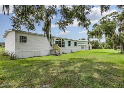 Lithia Mobile/Manufactured For Sale: 10502 Lithia Pinecrest Road