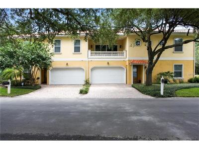 Tampa Townhouse For Sale: 2312 W Texas Avenue