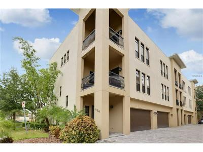 Tampa Townhouse For Sale: 506 S Tampania Avenue #8