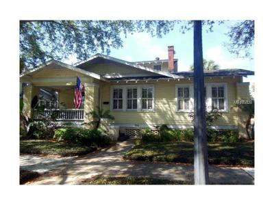 Tampa Rental For Rent: 701 S Fielding Avenue