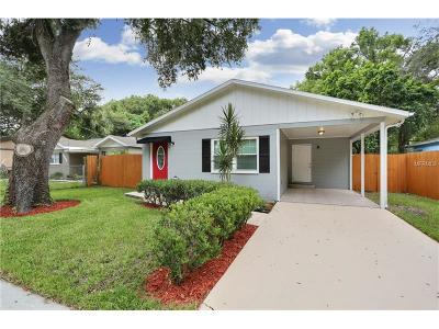 Tampa FL Single Family Home For Sale: $220,000