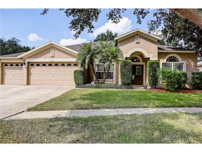 Valrico Single Family Home For Sale: 2814 Laurel Leaf Drive