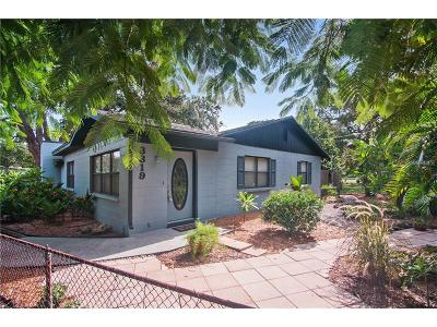 Tampa Single Family Home For Sale: 3319 W Paxton Avenue