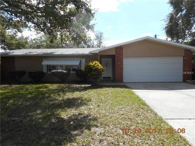 Hernando County, Hillsborough County, Pasco County, Pinellas County Single Family Home For Sale: 2199 Campus Drive