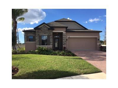 Palmetto Single Family Home For Sale: 3606 76th St E