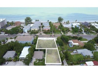 Indian Rocks Beach Residential Lots & Land For Sale: 2721 Gulf Boulevard