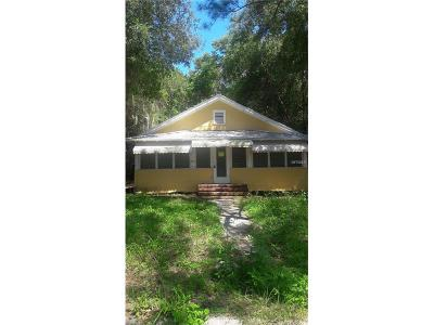Dade City Single Family Home For Sale: 37409 Howard Avenue