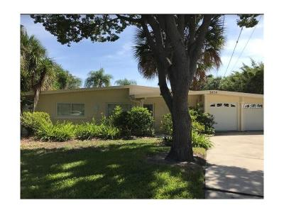 Port Richey Single Family Home For Sale: 5214 Miller Bayou Drive