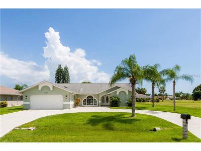 Punta Gorda Single Family Home For Sale: 25185 Rosamond Court
