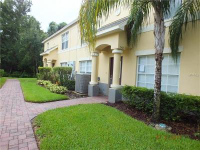Tampa Townhouse For Sale: 9426 Charlesberg Drive