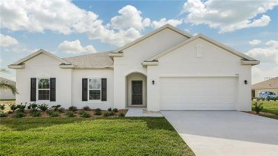 Single Family Home For Sale: 3318 Sagebrush Street
