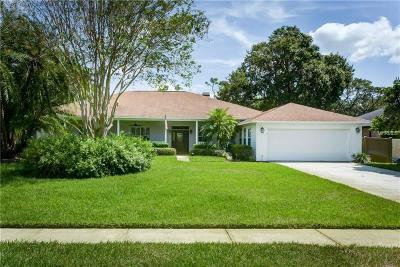 Hillsborough County Single Family Home For Sale: 8809 Cross Landing Lane