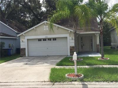 Lutz Single Family Home For Sale: 15130 Deer Meadow Drive