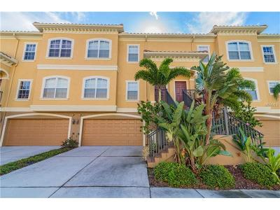 Pasco County Townhouse For Sale: 6518 Sand Shore Lane