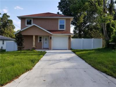 Tamp, Tampa, Temple Terrace Single Family Home For Sale: 2116 W Robson Street