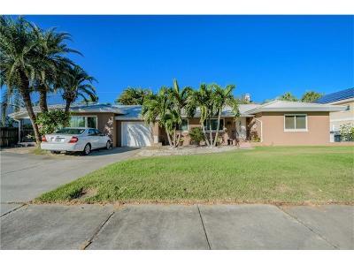 St Pete Beach Single Family Home For Sale: 3610 Casablanca Avenue