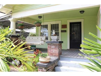 Tampa Single Family Home For Sale: 4008 N Central Avenue