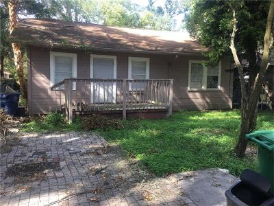 Tampa Single Family Home For Sale: 1602 E River Cove Street