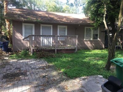 Tampa Single Family Home For Sale: 1602 E River Cove Street