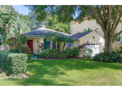 Hernando County, Hillsborough County, Pasco County, Pinellas County Rental For Rent: 105 Bermuda Avenue