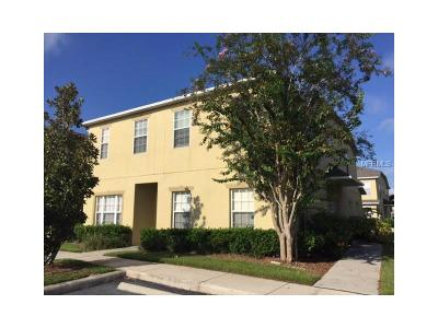 Gibsonton Townhouse For Sale: 12609 Kings Crossing Drive