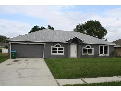 Deltona FL Single Family Home For Sale: $249,900