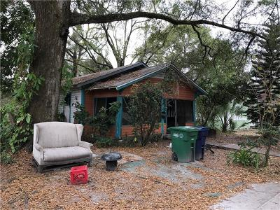 Tampa FL Single Family Home For Sale: $40,000