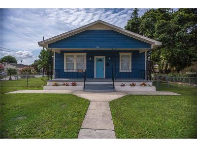 Tampa Single Family Home For Sale: 1309 E 23rd Avenue #1/2