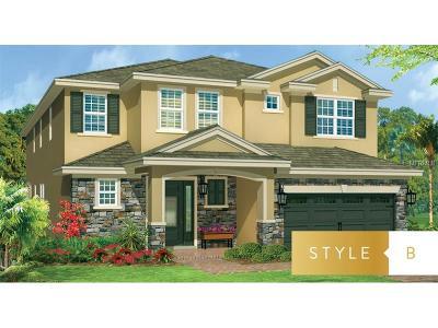 Kissimmee Single Family Home For Sale: 7702 Fairfax Drive