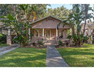 Tampa Single Family Home For Sale: 1402 E Powhatan Avenue