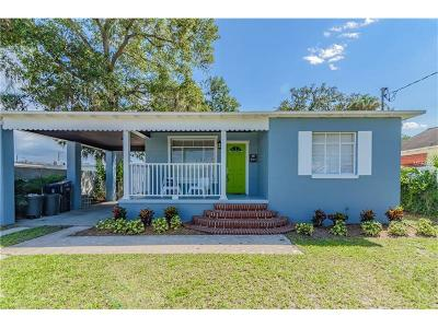 Tampa Single Family Home For Sale: 104 W Crest Avenue