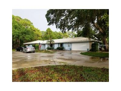 Sarasota Single Family Home For Sale: 3906 Webber Street