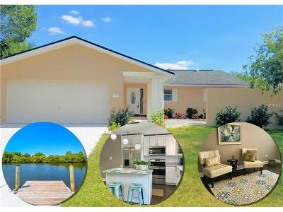 Hillsborough County Single Family Home For Sale: 5803 Tampa Shores Boulevard