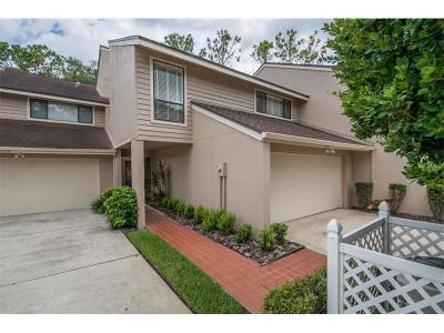 Tampa Townhouse For Sale: 4228 Hartwood Lane