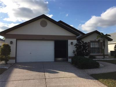 Hernando County, Hillsborough County, Pasco County, Pinellas County Single Family Home For Sale: 220 Linger Lane