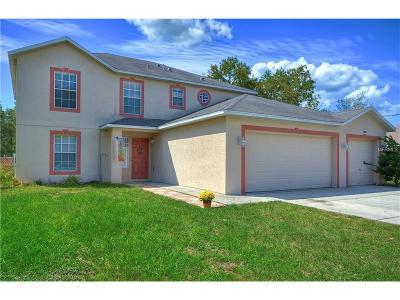 Weeki Wachee Single Family Home For Sale: 11083 Little Gull Road