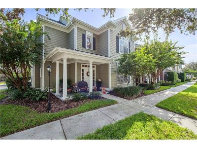 Tampa Townhouse For Sale: 930 Harbour Bay Drive
