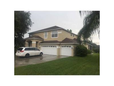 Land O Lakes Single Family Home For Sale: 3637 Mossy Oak Circle