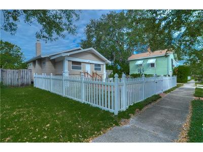 St Petersburg Single Family Home For Sale: 2920 13th Street N